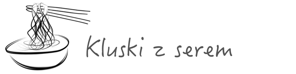 Kluski z serem